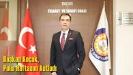 Başkan Koçak, Polis Haftasını Kutladı
