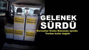 """""""KORSANLAR"""" GELENEĞİ DEVAM ETTİRDİLER.!"""