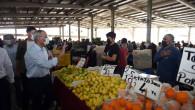 Başkan Bozdoğan'dan Tarım İşçilerine Sabah Süprizi