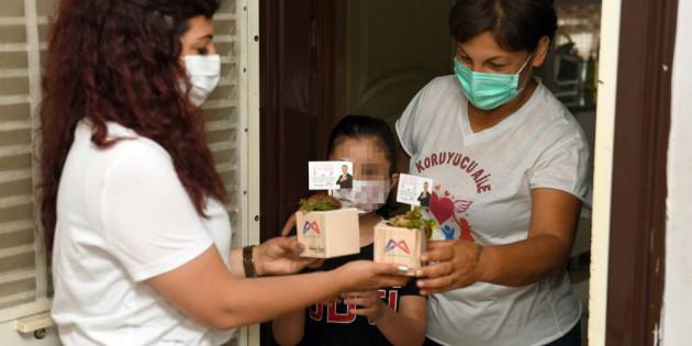 Büyükşehir, Anneler Günü'nde 'Bazı Sevgiler Mesafe Tanımaz' Dedi