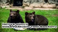 """""""İnci"""" Ve """"Güçlü"""" Tarsus Doğa Parkı'nın İki Yeni Maskotu"""