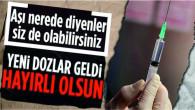 120 milyon doz BioNTech aşısının ilk sevkiyatı Türkiye'ye geldi