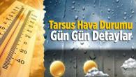 Tarsus Hava Durumu Haftalık (1-6 Mayıs 2021)