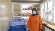 Mer-Ek Halk Ekmek Büfeleri Hayırseverlerin Adresi Oldu