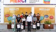 Mersin Büyükşehir'in Birçok Projesine Hibe Desteği