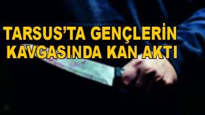 Tarsus'ta Kavga Eden Gençler Bıçak Kullandı! Kavgada Yaralanan Gençler hastaneye Kaldırılarak Tedavi Altına Alındı