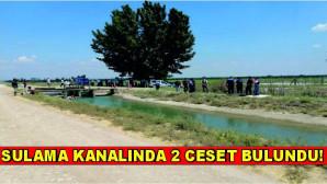 Adana'da Kaza Yaparak Sulama Kanalına Uçan Arabadaki Gençlerin Cansız Bedeni Bulundu