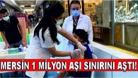 Mersin İl Sağlık Müdürlüğü Açıkladı: Mersin 1 Milyon Sınırını Aştı!