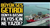Dünya basını büyük keşfi son dakika geçti! Cumhurbaşkanı Erdoğan'ın doğal gaz müjdesi büyük ses getirdi