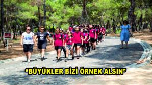 """""""BÜYÜKLER BİZİ ÖRNEK ALSIN"""""""