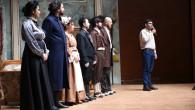 Tarsus Şehir Tiyatrosu Çehov Vodvil Oyunuyla Mersin İzleyicisiyle Buluştu