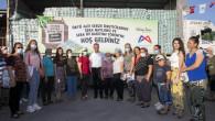 Büyükşehir'den Çiftçilere Sera Naylonu, Sera İpi Ve Mikrobiyal Gübre Desteği