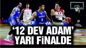 Türkiye, Olimpiyat Elemeleri'nde yarı finalde