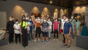 Büyükşehir, Özel Çocuklar İçin Arkeoloji Gezisi Düzenledi