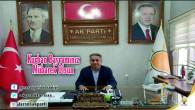 Hasan Podak tan bayram mesajı