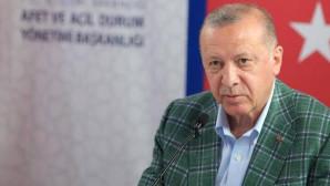 Erdoğan'dan yangın uçakları konusundaki eleştirilere yanıt: Sıkıntıların ana sebebi THK'nın filosunu yenileyememiş olması