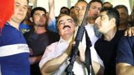 Hayatını kaybeden Hüseyin Avni Coş'tan geriye 15 Temmuz'daki silahlı pozu kaldı