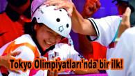 Tokyo Olimpiyatları'nda bir ilk! 13 yaşındaki sporcu altın madalya kazandı