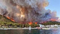 Bakan Pakdemirli: Şu anda aktif olan yangınlarda iyiye gidiş var, 57 nokta kontrol altına alındı