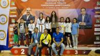 Mersin, Erdemli 'den Türkiye Şampiyonu