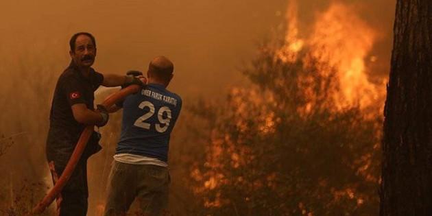 160 yangın kontrol altına alındı, 14 noktada alevlere müdahale ediliyor! İşte il il son durum