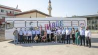 Başkan Seçer, Tarsus'taki 'Kadın Ve Çocuk Bilim, Teknoloji Atölyesi'ni Ziyaret Etti