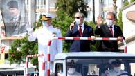 Başkan Seçer, 30 Ağustos Zafer Bayramı Töreni'ne Katıldı