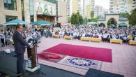 Başkan Seçer, Mersin Cemevi'ndeki Aşure Etkinliğine Katıldı