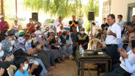 Seçer, Kırsal Mahallelerde 'Dosthane' Hizmetini Anlattı
