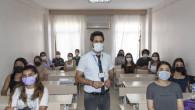 Mersin Büyükşehir'in Kurs Merkezleri'nde İlk Ders Zili Çaldı