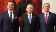 Cumhurbaşkanı adaylığı için adı geçen belediye başkanlarına Kılıçdaroğlu'ndan mesaj: İkinci dönem de devam etmeliler