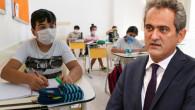 Milli Eğitim Bakanı Mahmut Özer, okulların açılması için aldıkları önlemleri açıkladı
