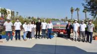 Tarsus Belediyesi'nden Orman Yangınlarını Önleme Çalışmalarına Büyük Destek