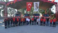Tarsus Chp'den Kahraman İtfaiyecilere Ziyaret