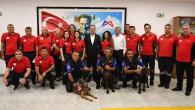 Başkan Seçer, İtfaiye Haftası'nda İtfaiye Personelini Ağırladı