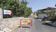 Büyükşehir'den Tarsus'un Kuşçular, Emirler Ve Eminlik Grup Yolunda Yenileme Çalışması