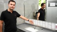 Büyükşehir'in Hizmet Noktalarındaki Tuvaletlere Saldırılar Sürüyor