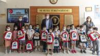 Minik Öğrencilerin İlk Çantası Mersin Büyükşehir'den