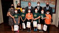Ahmet Hocaoğlu İlkokulu Öğrencilerinden Seçer'e Ziyaret