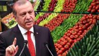 Cumhurbaşkanı Erdoğan'ın talimatı ile fahiş fiyatlara karşı yeni adımlar atıldı! Hal Yasası geliyor