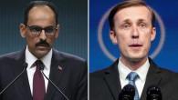 Cumhurbaşkanlığı Sözcüsü Kalın, ABD Ulusal Güvenlik Danışmanı Sullivan ile Beyaz Saray'da görüştü