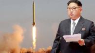 Dünyayı korkutan görüntü! Kuzey Kore, yeni tip uzun menzilli füze denemesi yaptı