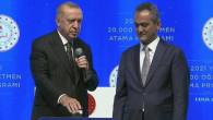 20 bin öğretmenin atamasını gerçekleşti! Cumhurbaşkanı Erdoğan törende: Okulları açık tutmakta kararlıyız