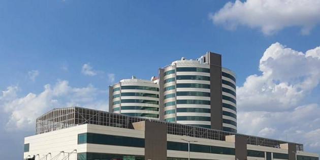 Tarsus Yeni Devlet Hastanesi'nin Zemininde Çökme Olduğu İddiasının Araştırılmaması, Şeffaf Şekilde Kamuoyu İle Paylaşılmaması Rahatsızlığa Neden Oldu!