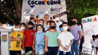 Tarsus Belediyesi Dünya Çocuk Günü'nde Minik Yürekler İçin Etkinlik Düzenledi.