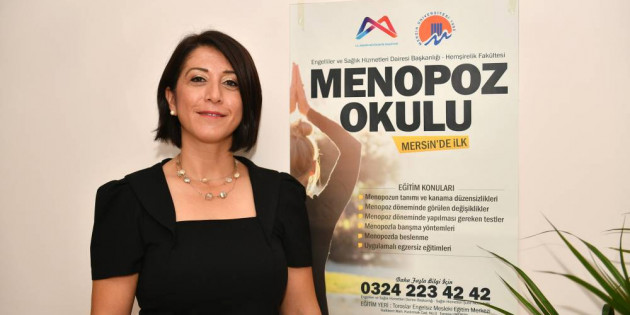 Büyükşehir, 18 Ekim Dünya Menopoz Günü İçin Bilgilendiriyor