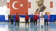 Büyükşehir Dünya Görme Engelliler Günü İçin Goalball Farkındalık Maçı Düzenledi