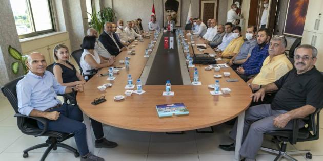Büyükşehir, Projelerle Kent Merkezini Cazibe Merkezi Haline Getiriyor