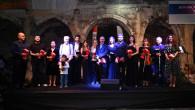 Mut Taşhan'dan Klasik Müzik Ezgileri Yükseldi