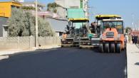 Tarsus Gazipaşa Mahallesi'nin Bir Caddesi Daha Büyükşehir Tarafından Asfaltlandı